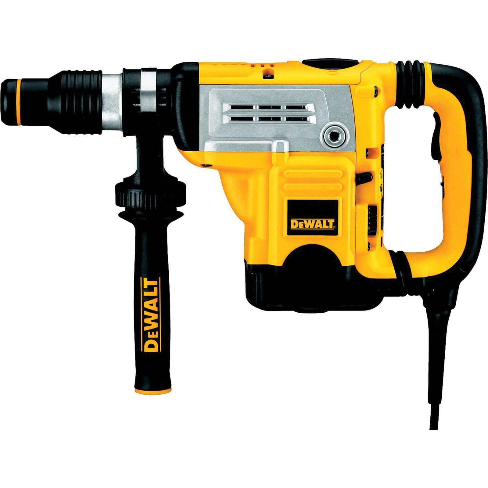 DeWalt D25601K 6 Kilo SDS Max Combi Drill 1250w 110v