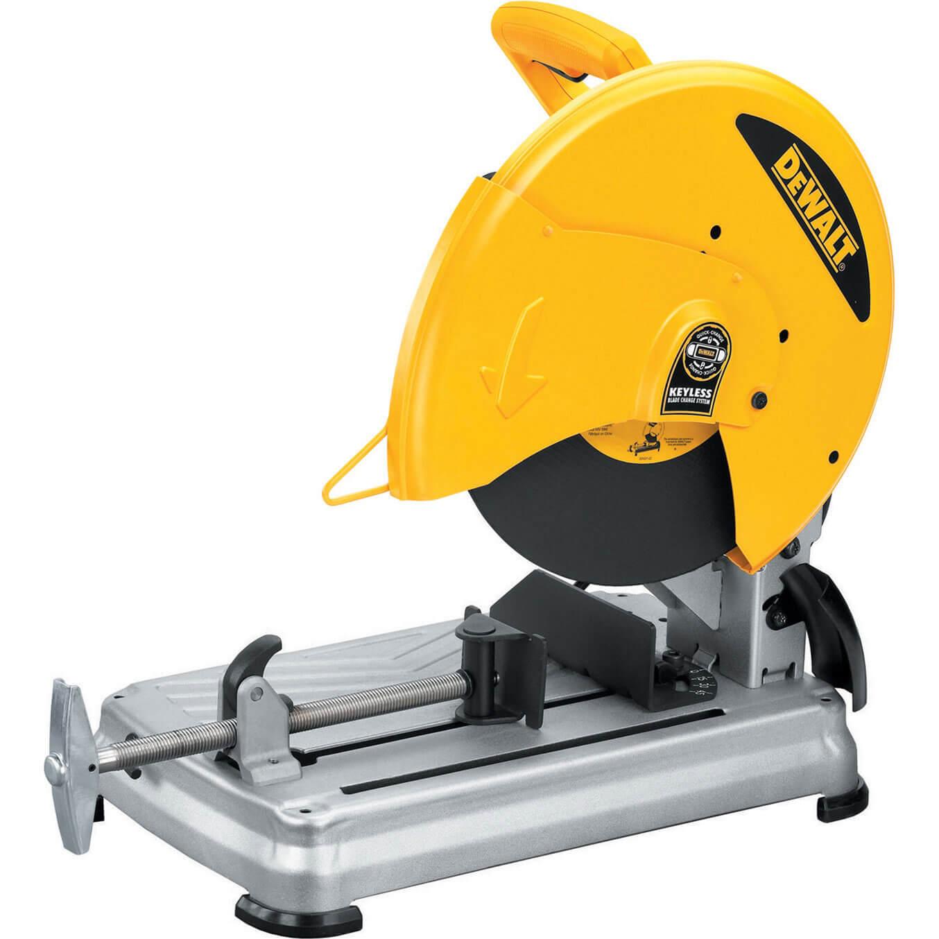 DeWalt D28715 Metal Cut Off Saw 2200w 110v