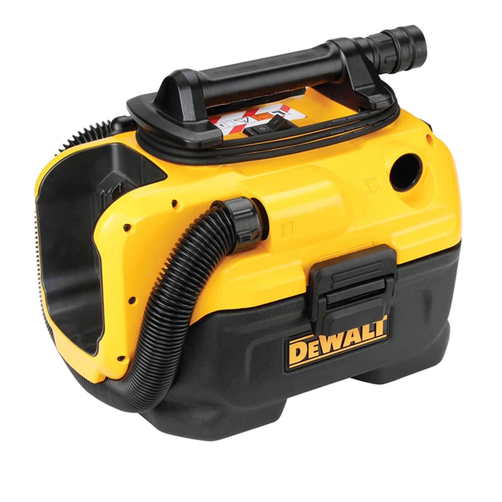 Image of Dewalt DCV584L Cordless XR FLEXVOLT L Class Vacuum Cleaner without Battery or Charger