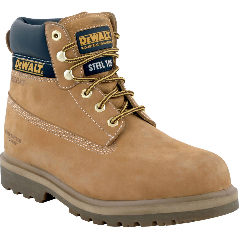 DeWalt Explorer Safety Work Boots Sand Size 11