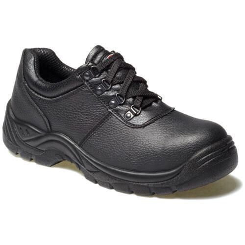 Dickies Mens Clifton Super Safety Work Shoes Black Size 7