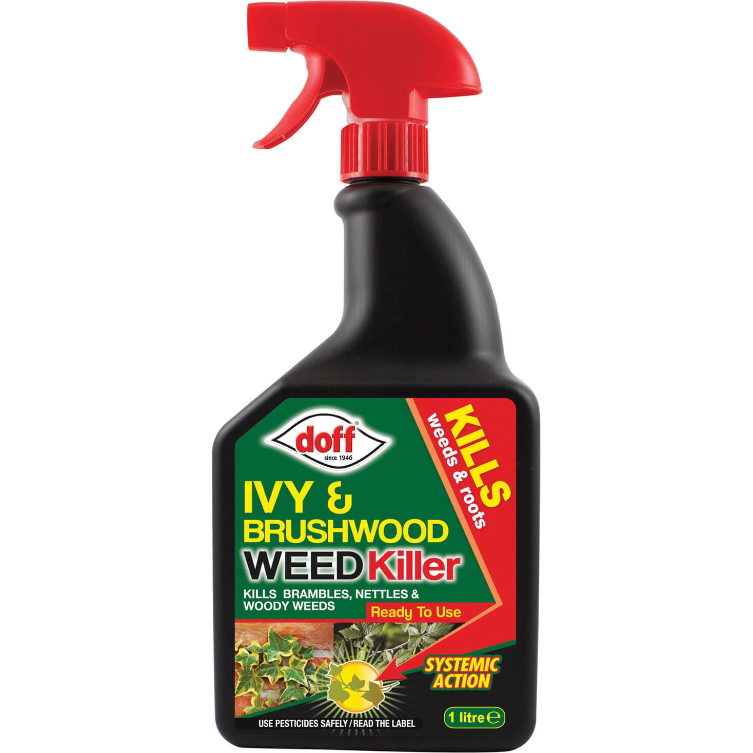 Doff Ivy & Brushwood Weed Killer 1L