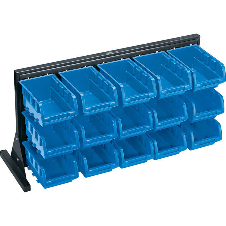 Draper Expert Surface Mounted Storage Unit with 15 Bins