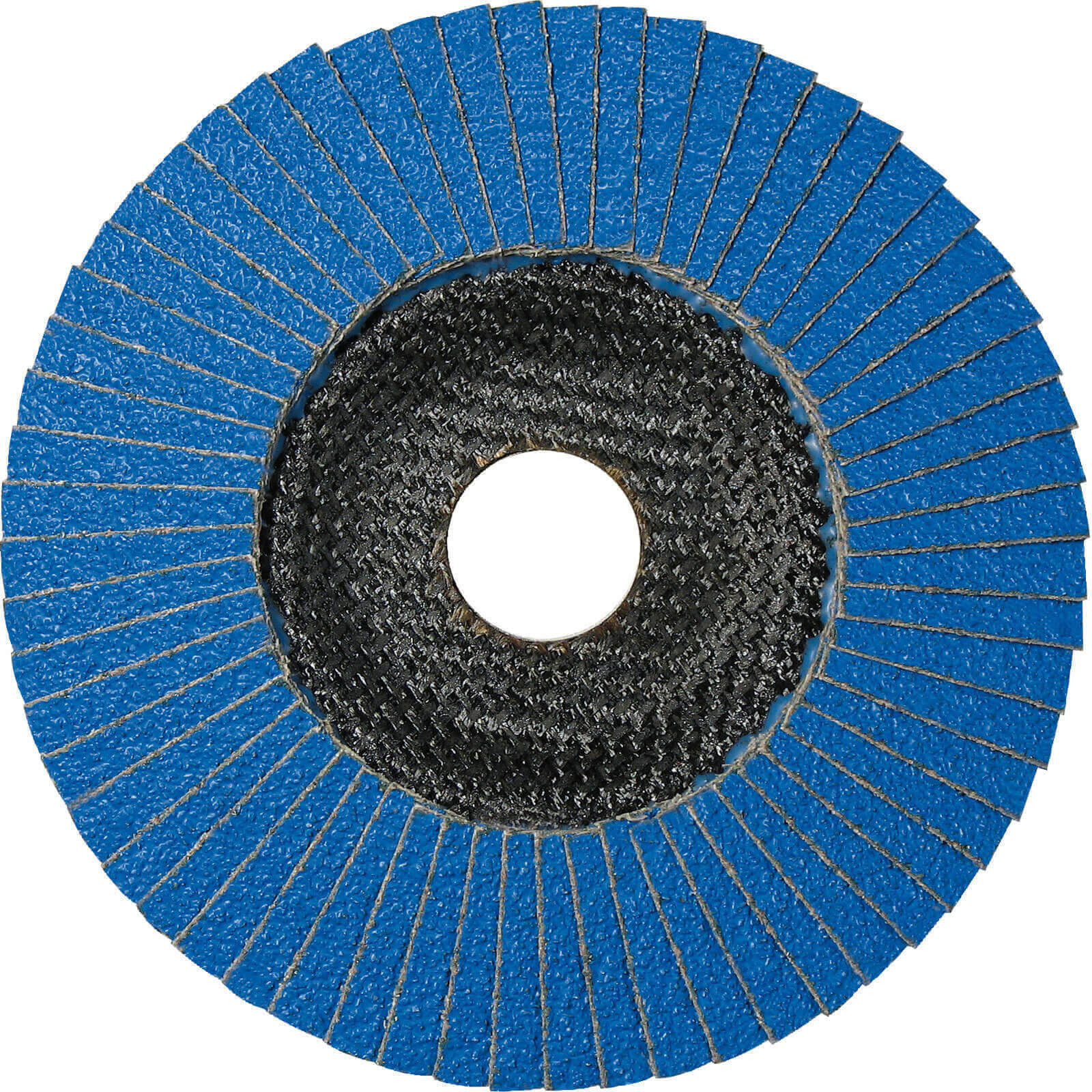 Dronco 115 x 22.2mm Bore Angle Grinder Zirconium Corundum Abrasive Disc 40G for All Steel