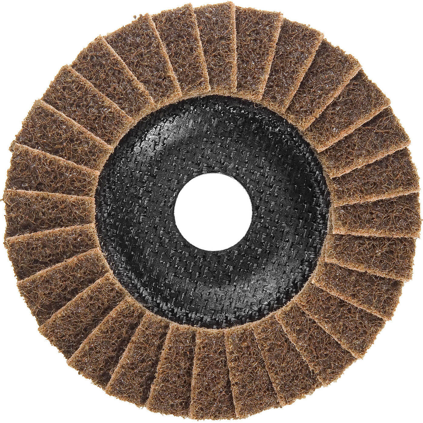 Dronco G-VA 115mm Angle Grinder Polishing Flap Disc Coarse for Metal