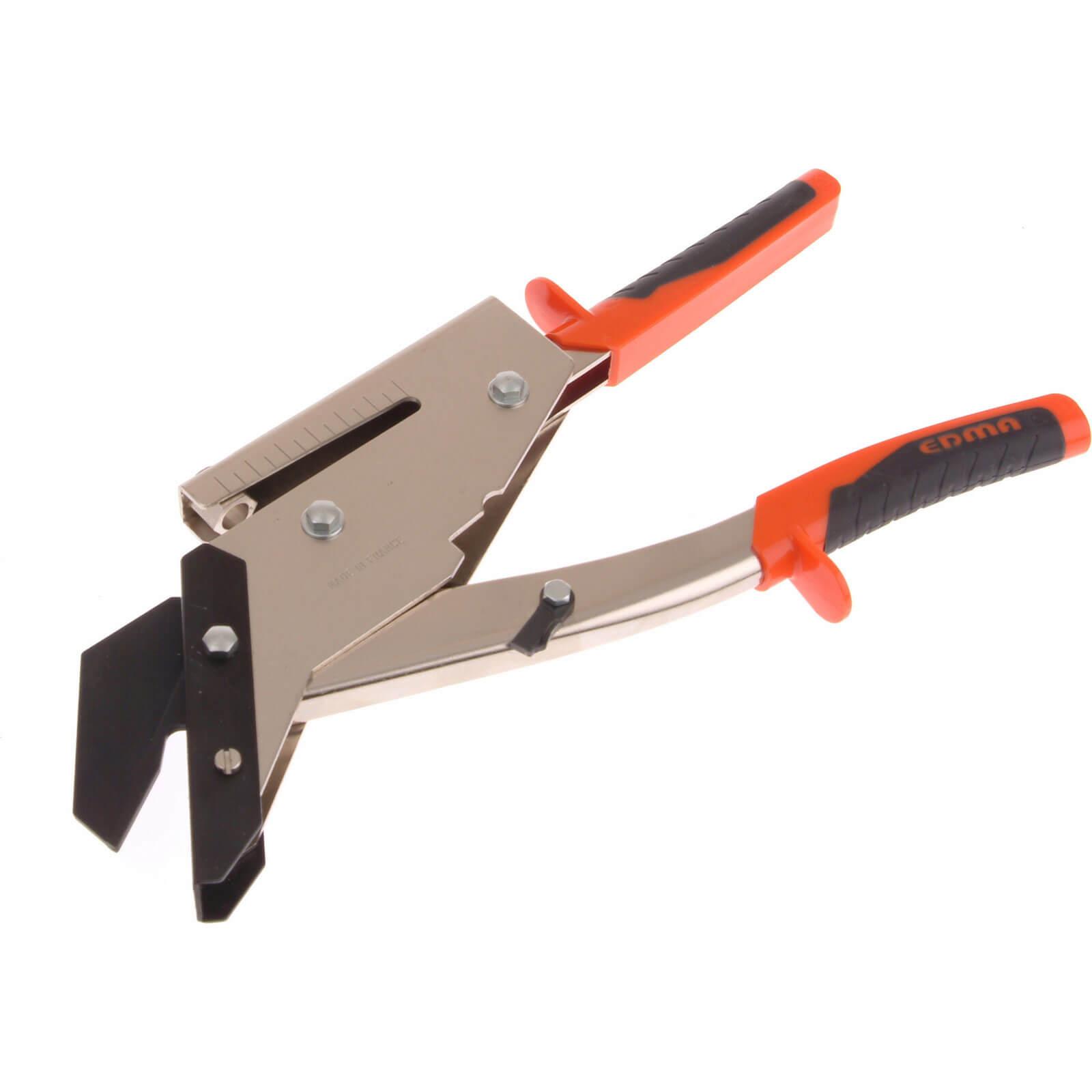 Edma 310 / 1005 Edma Mat Roof Slate & Punch Cutter