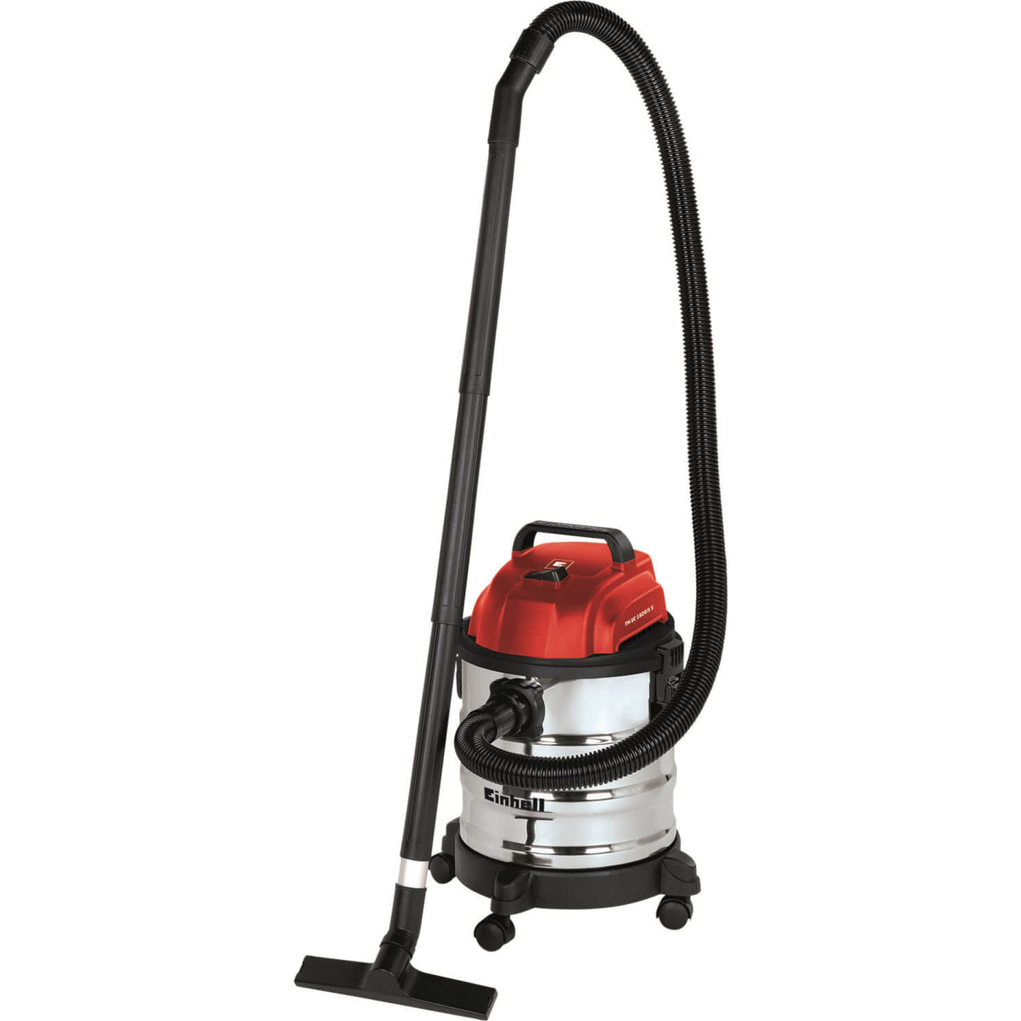 Image of Einhell TH-VC1820S Wet & Dry Vacuum Cleaner 20L Tank 1250w 240v