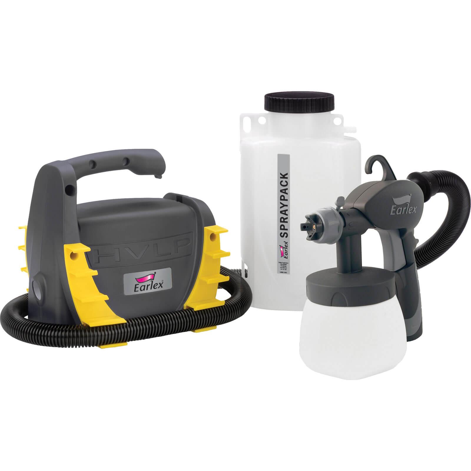 Earlex HV3900UKP Back Pack Paint Sprayer Unit 550w 240v
