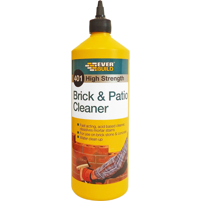 Image of Everbuild Brick & Patio Cleaner 1L