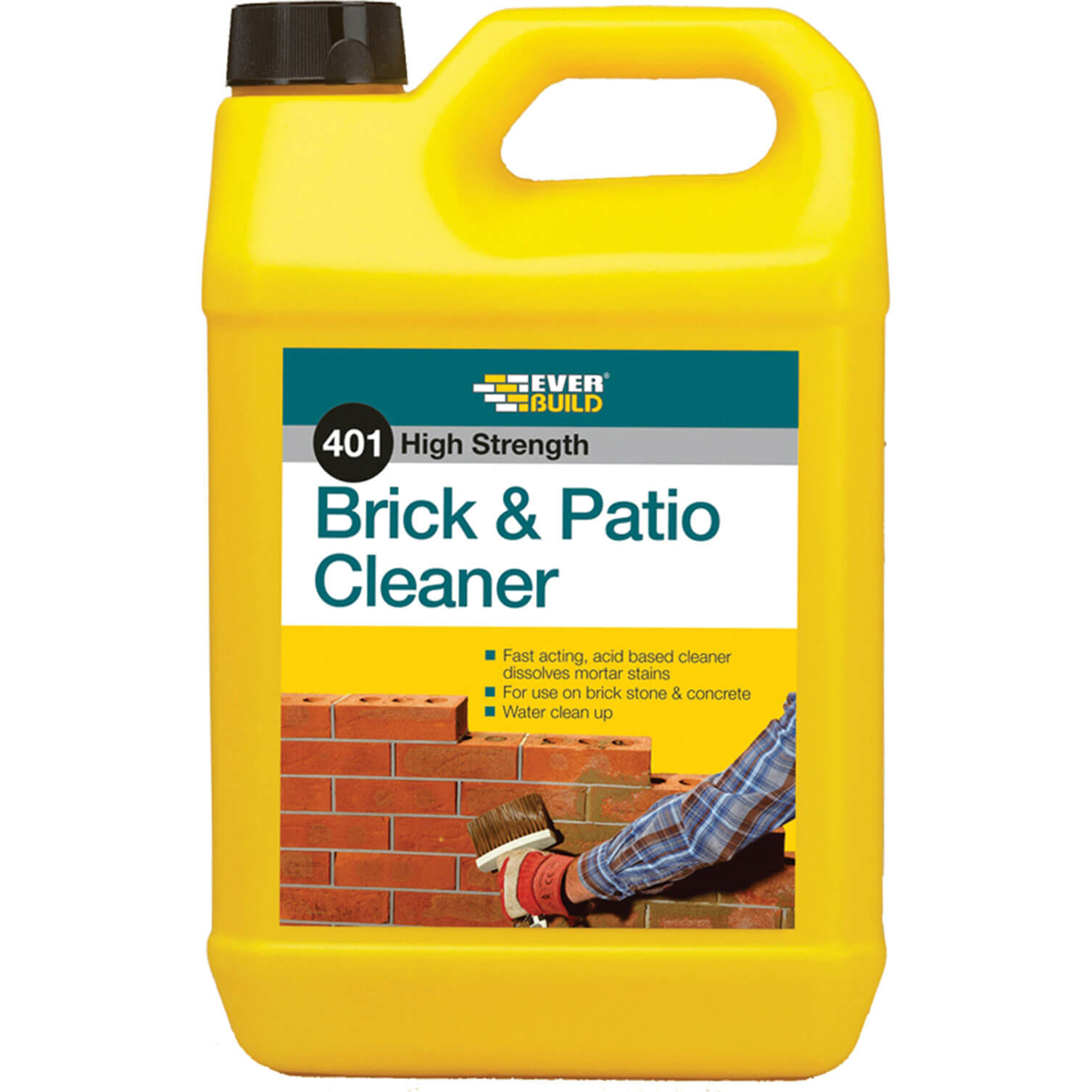 Everbuild Brick & Patio Cleaner 1 Litre