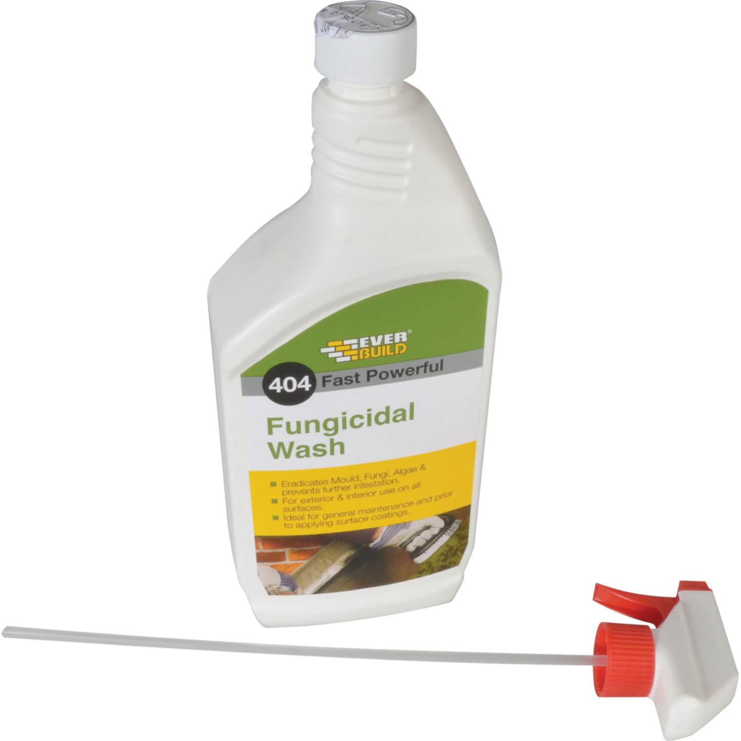 Image of Everbuild Fungicidal Wash 1L