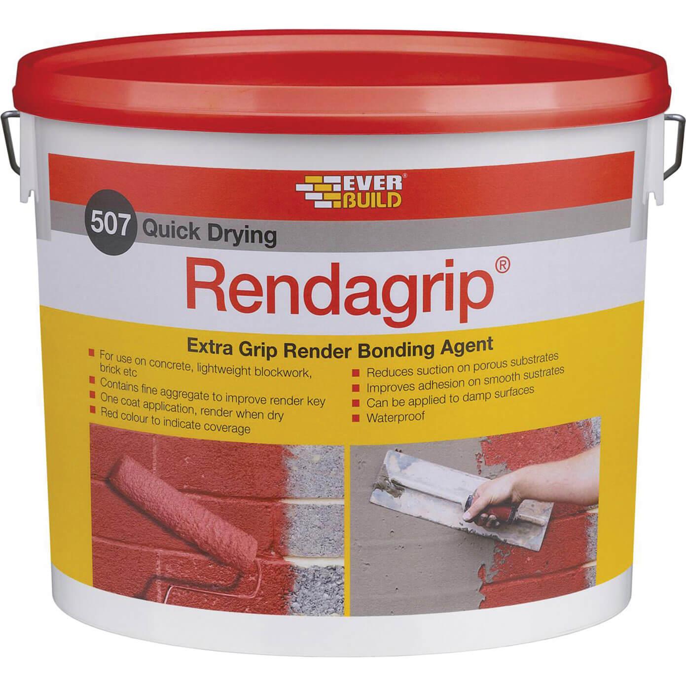Everbuild 507 Rendagrip Bonding Agent 10L