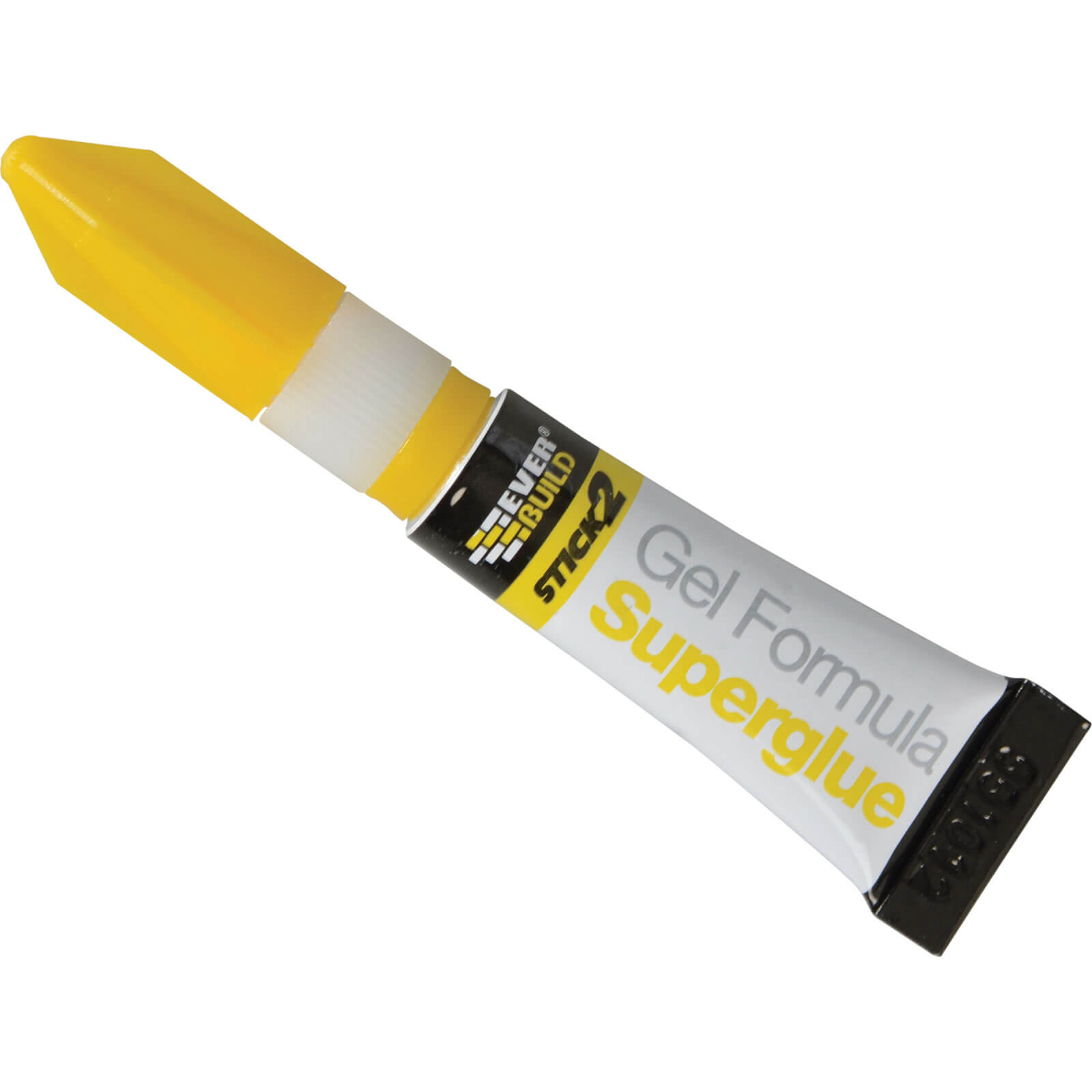 Tooled Up/Sealants & Adhesives/Adhesives/Everbuild Stick 2 Superglue Gel 3g