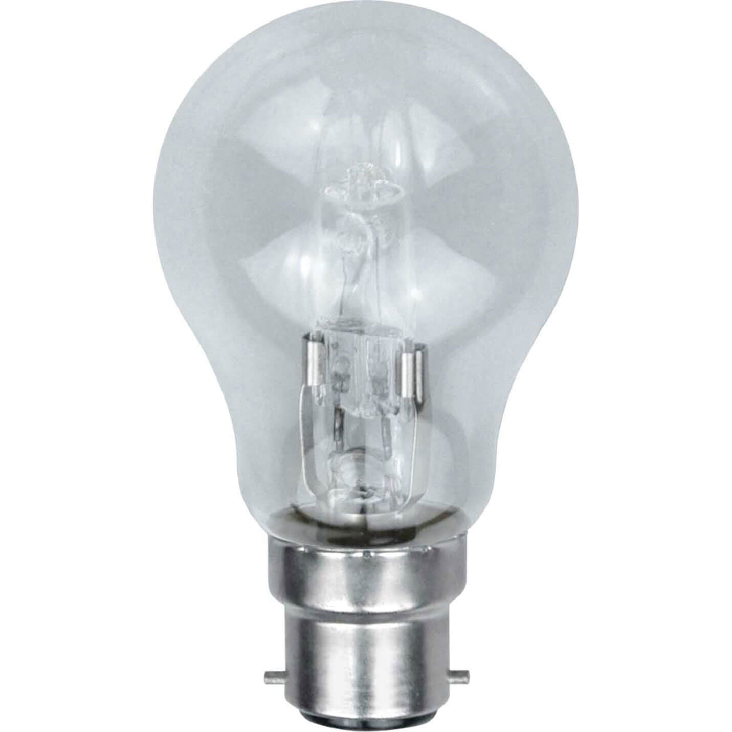 Image of Eveready Energy Save GLS Halogen Bulb BC / B22 Bayonet Cap 28w