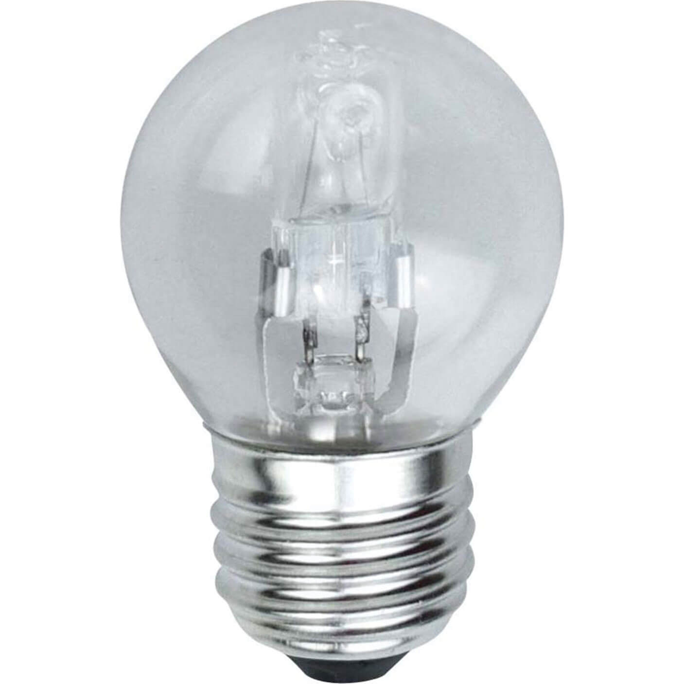 Image of Eveready Energy Save G45 Halogen Golf Bulb ES / E27 Edison Screw 28w