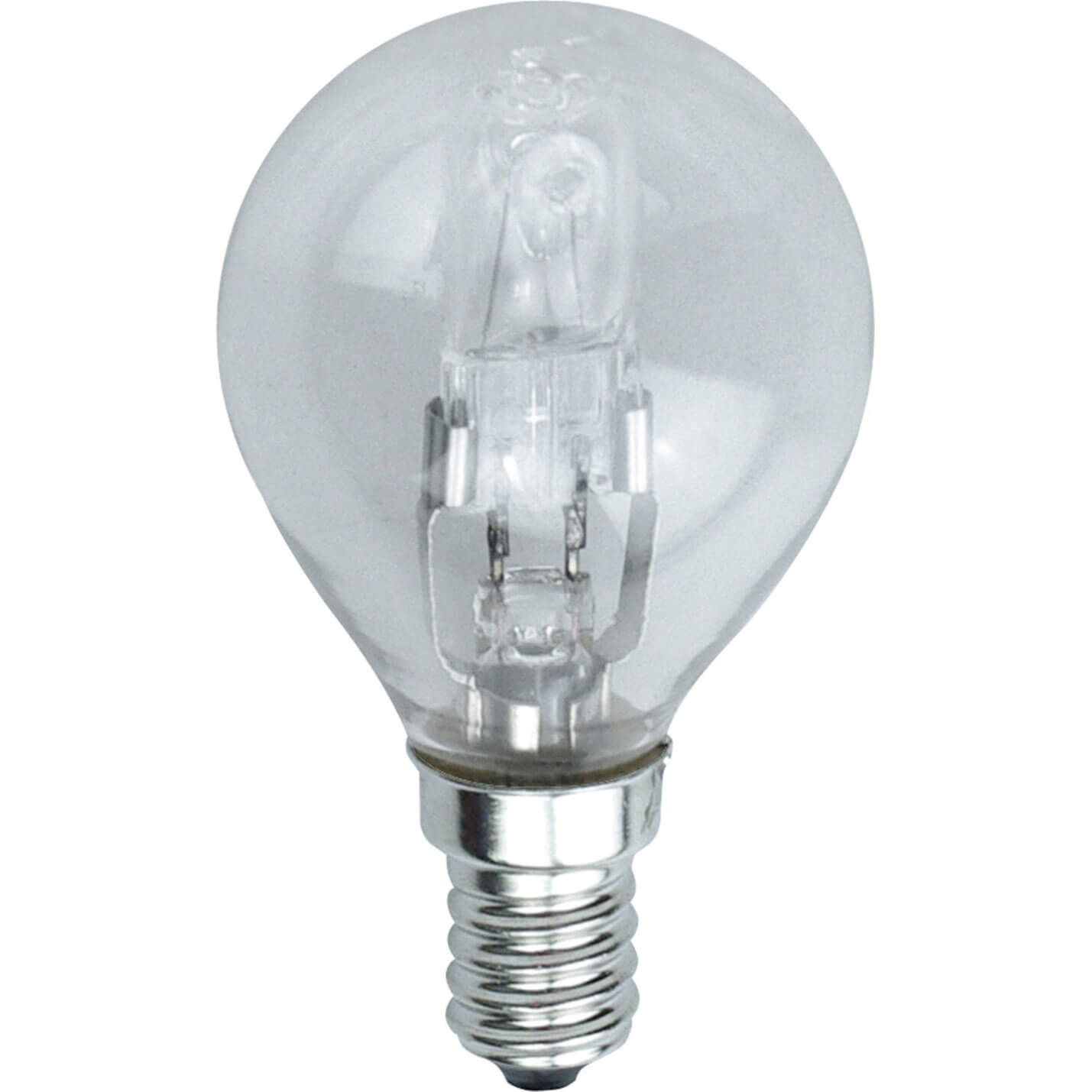 Image of Eveready Energy Save G45 Halogen Golf Bulb SES / E14 Small Edison Screw 28w