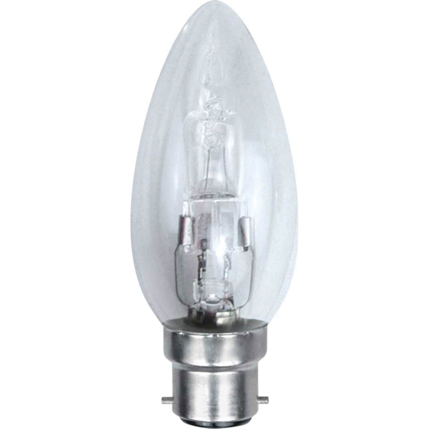 Eveready Energy Save Halogen Candle Bulb BC / B22 Bayonet Cap 42w