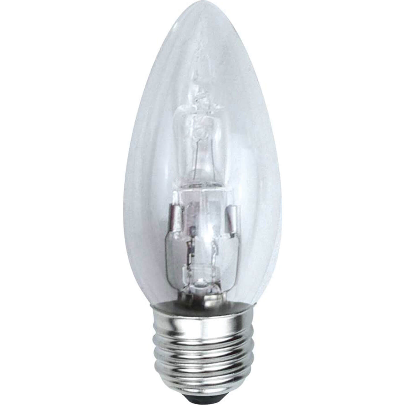 Eveready Energy Save Halogen Candle Bulb ES / E27 Edison Screw 42w