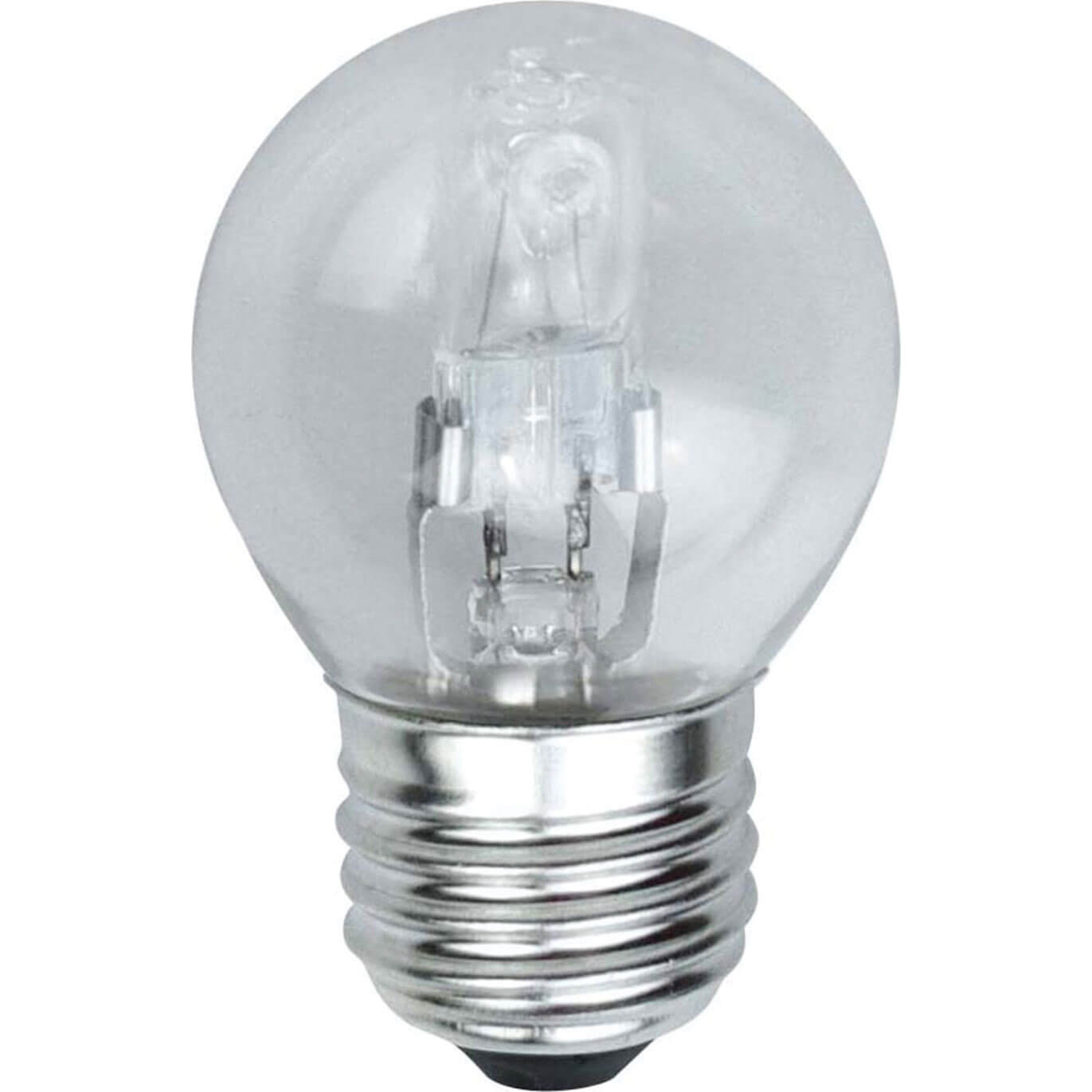 Image of Eveready Energy Save G45 Halogen Golf Bulb ES / E27 Edison Screw 42w