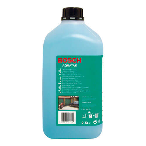 Bosch All Purpose Cleaner Detergent 2.5 Litre for All Pressure Washers