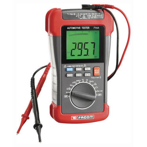 Facom Automotive Multimeter with Cover