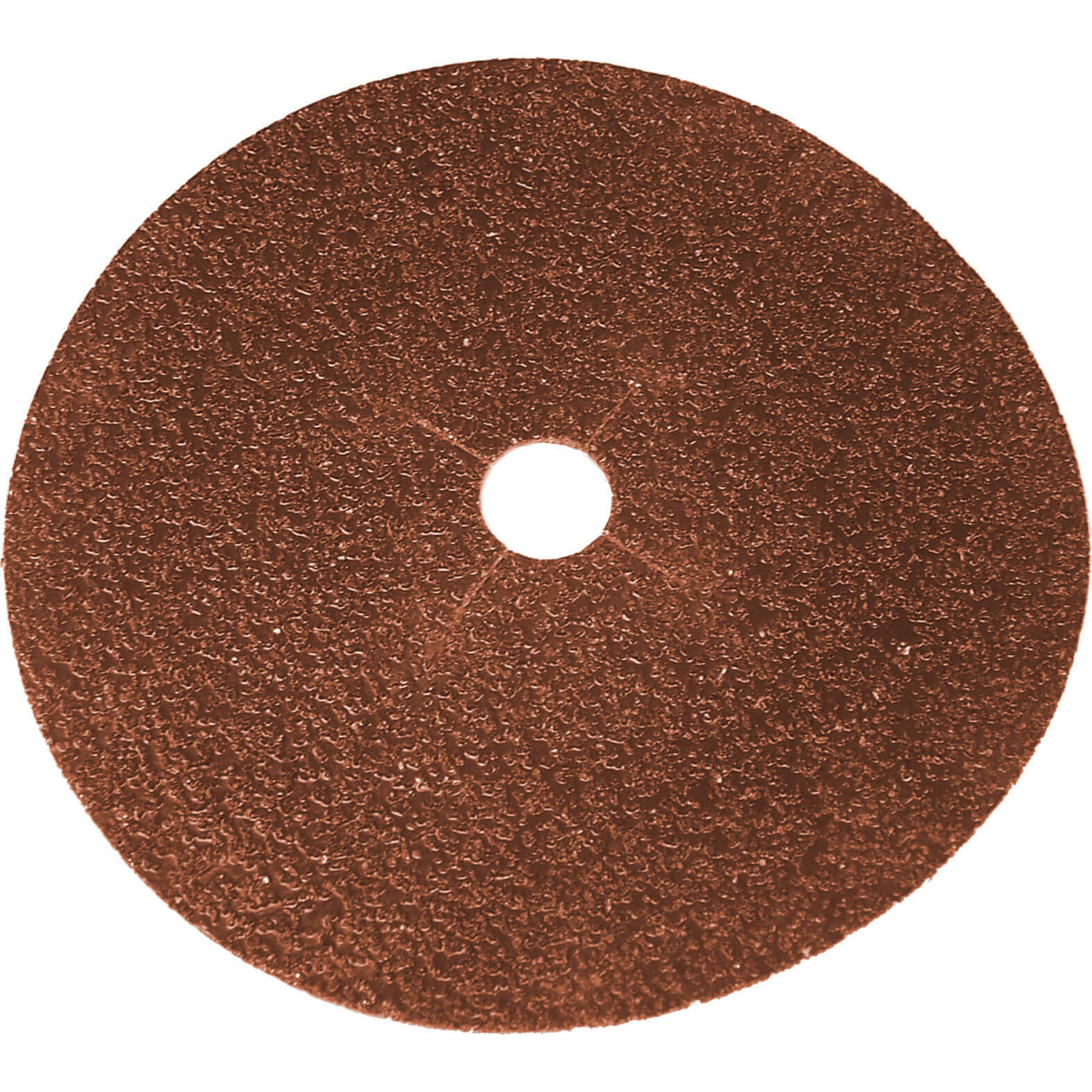 Faithfull Floor Disc Ewt Aluminium Oxide 178mm X 22mm 24 Grit