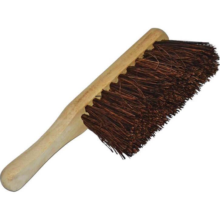 """Tooled Up/Tools/Shovels, brushes & wheelbarrows/Faithfull Stiff Bassine Hand Brush 11"""""""