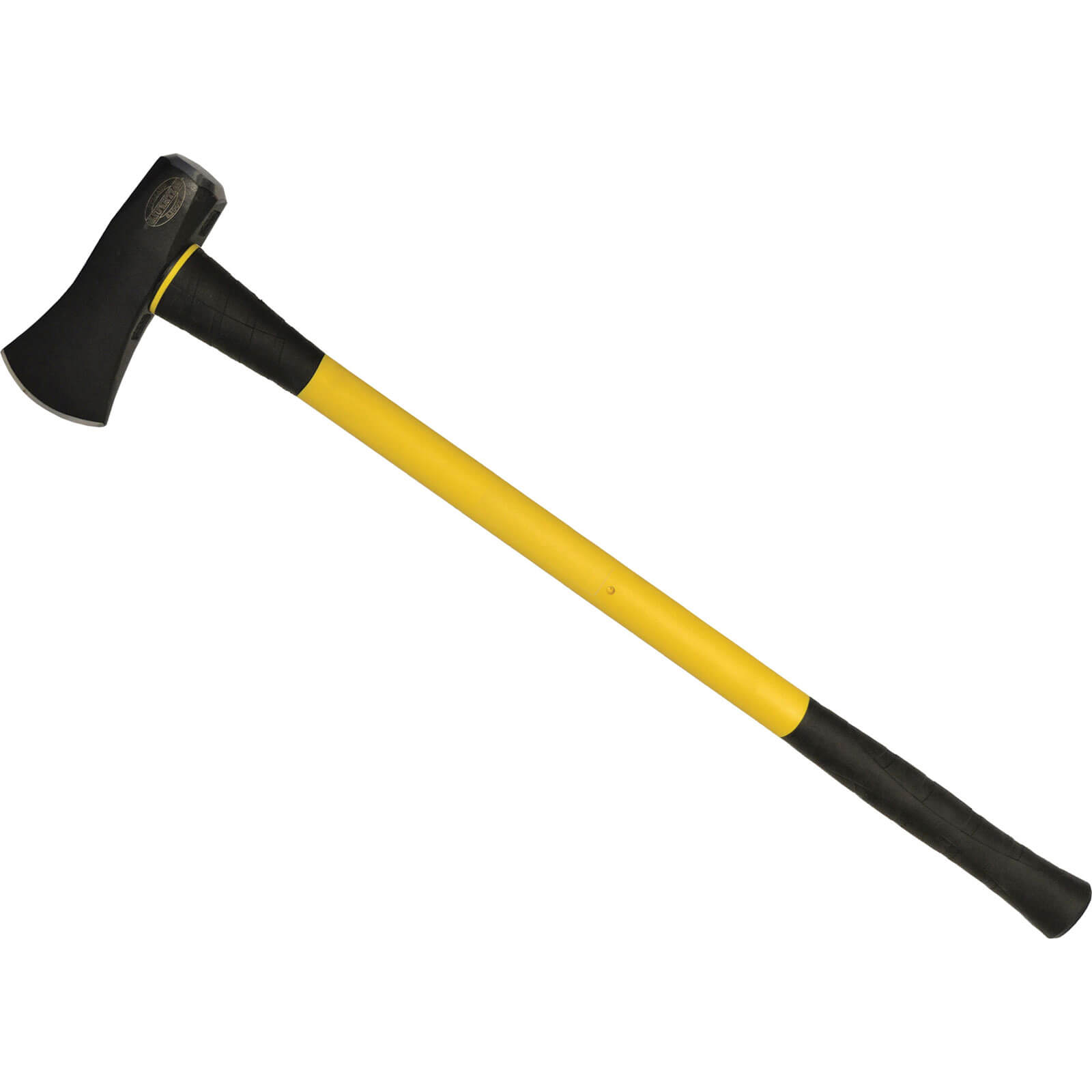 Faithfull Log Splitting Maul with Fibre Glass Shaft 8lb