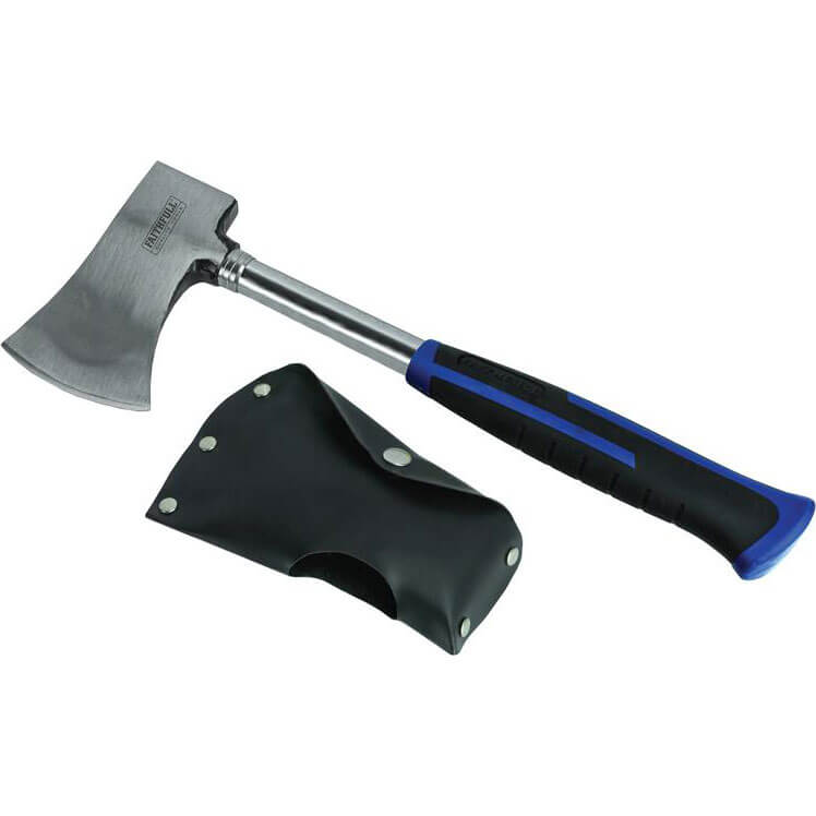 Faithfull Steel Shafted Hatchet Axe 1.1/4Lb