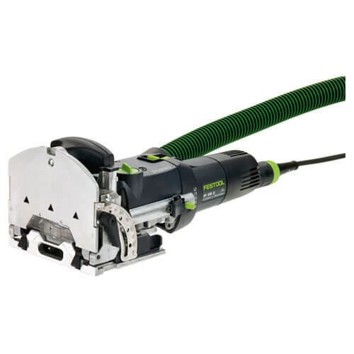 Festool DF 500 Q-Plus DOMINO Dowel Joining Machine 420w 240v + Systainer System Case