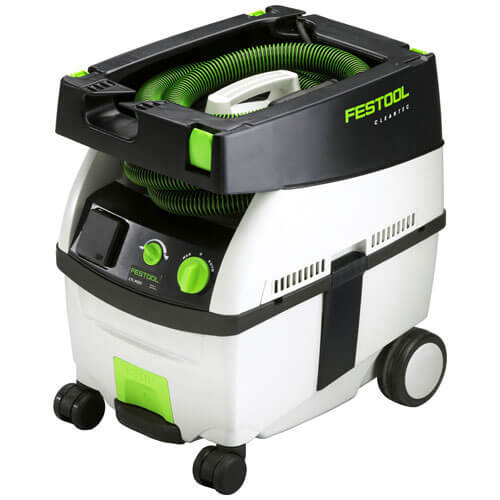 Image of Festool CTL Midi Mobile Dust Extractor 15L 1200w 110v