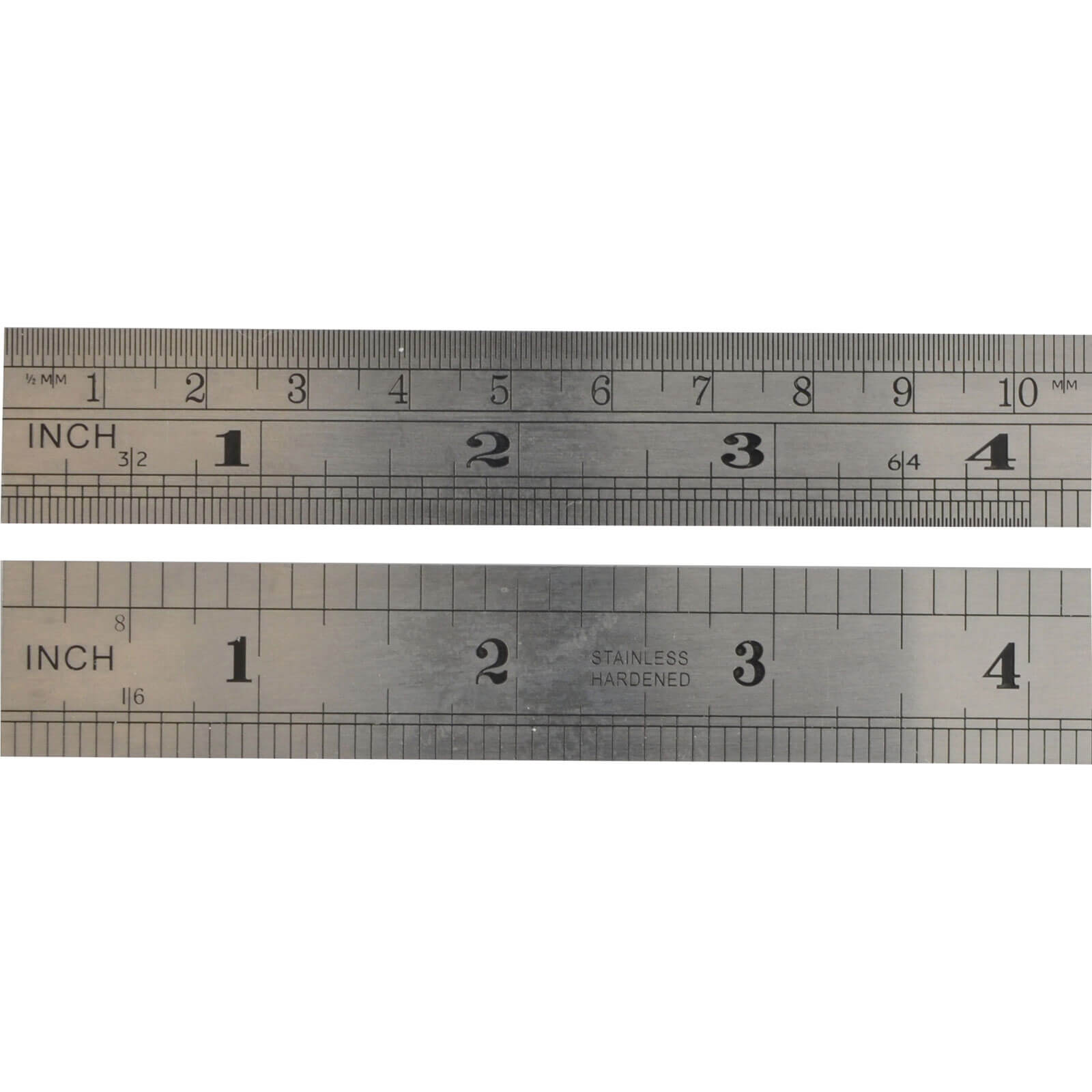"""Tooled Up/Tools/Lasers & levelling/Fisher F106ME Steel Rule 150mm / 6"""""""