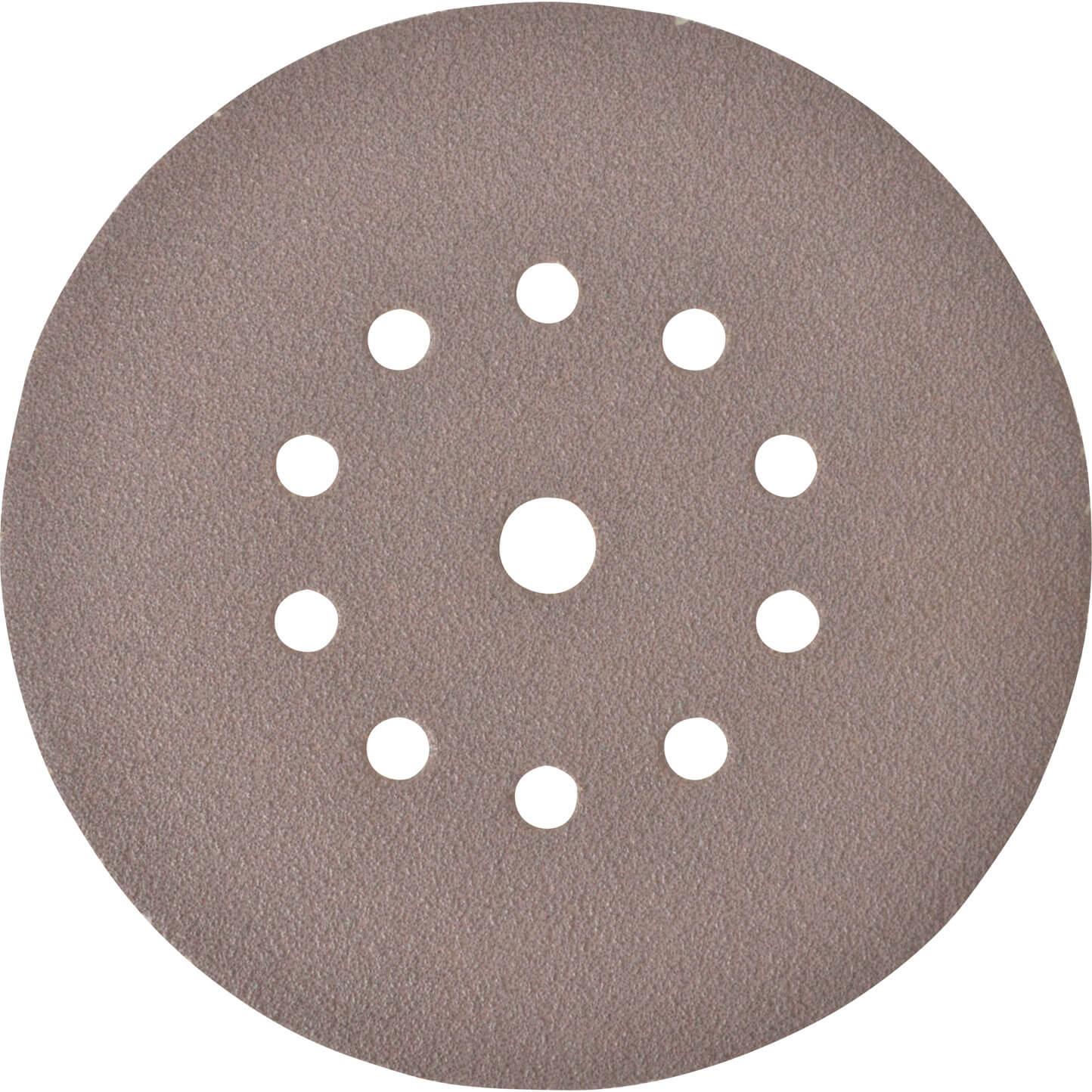 Flex Sanding Paper Velcro Backing Round for WST-700VP 40G Pack of 25