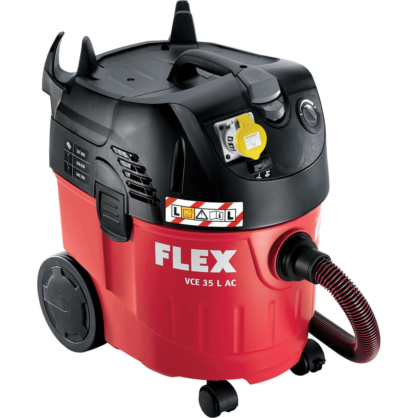 Image of Flex VCE35L Industrial Wet & Dry Vacuum Cleaner 1250w 110v