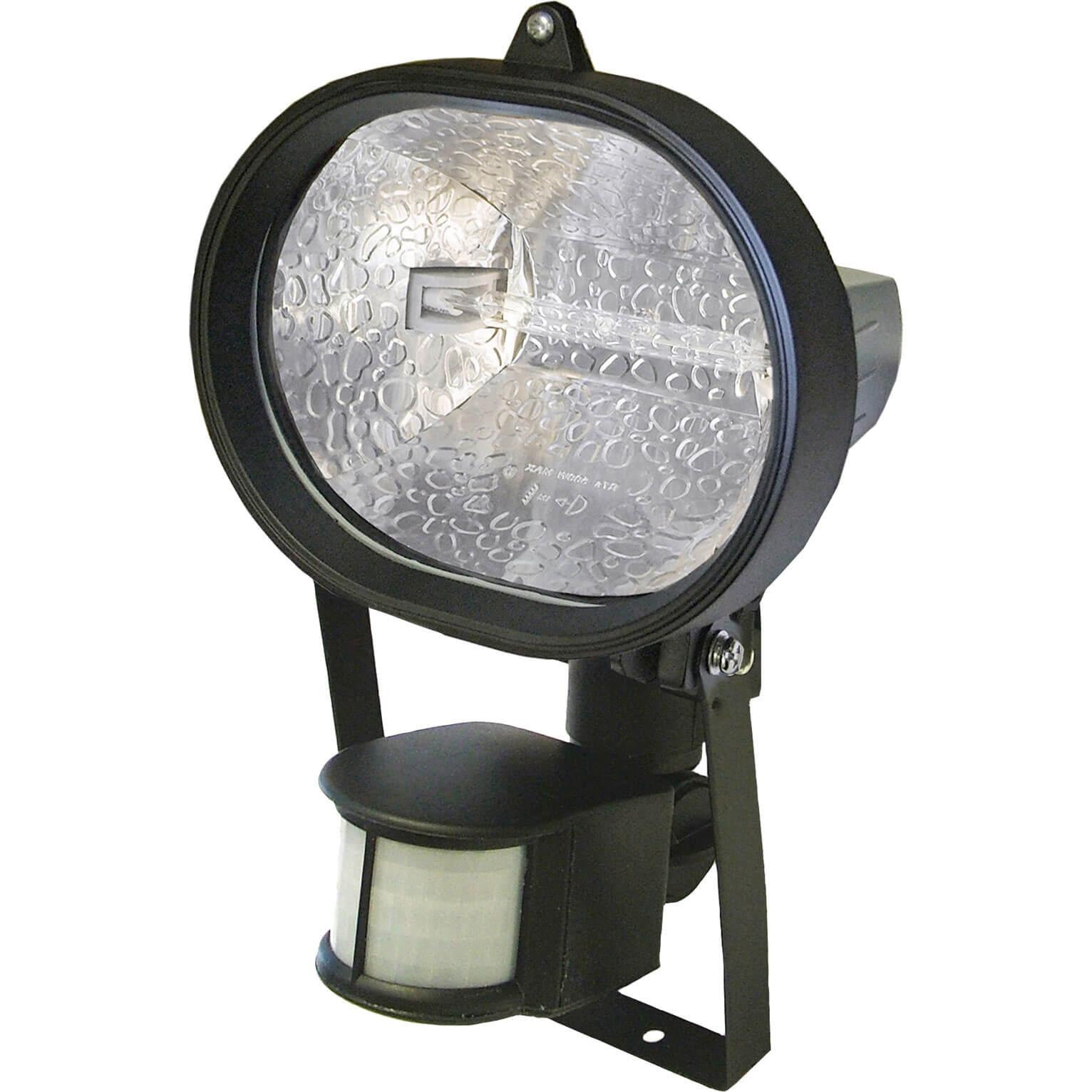 Faithfull Portable PIR Security Light 150w 240v