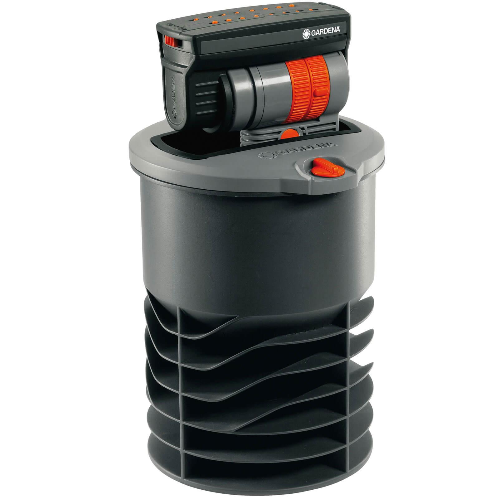 Gardena OS 150 Oscillating Pop-Up Garden Water Sprinkler Max Coverage 140m2  (Sprinklersystem)