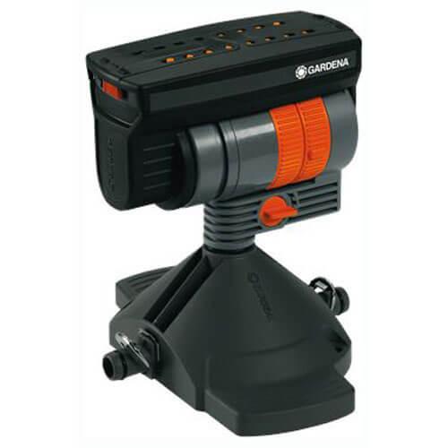 Gardena OS 90 Oscillating Garden Water Sprinkler Max Coverage 90m2 (Micro Drip System)