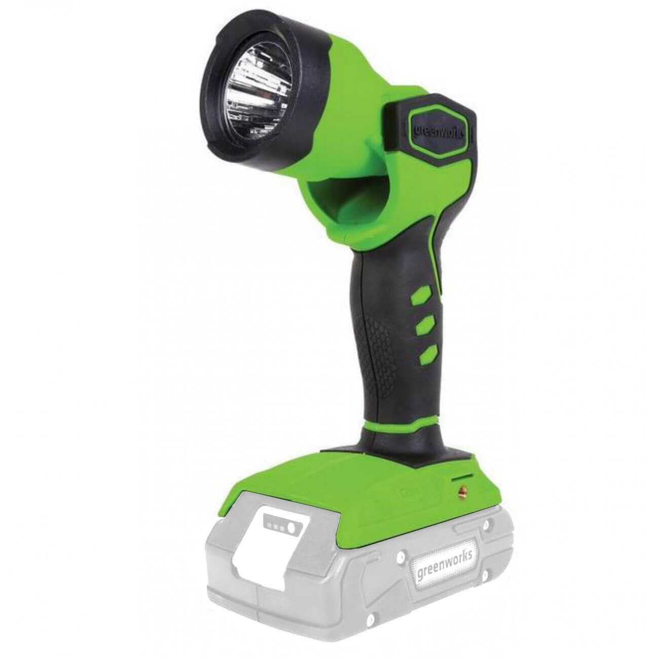 Image of Greenworks G24WL 24v Cordless Work Light without Battery or Charger