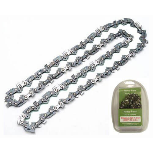 Handy 1.3mm Replacement Chain Saw Chain for THECS16 & THPCS16 Chain Saws