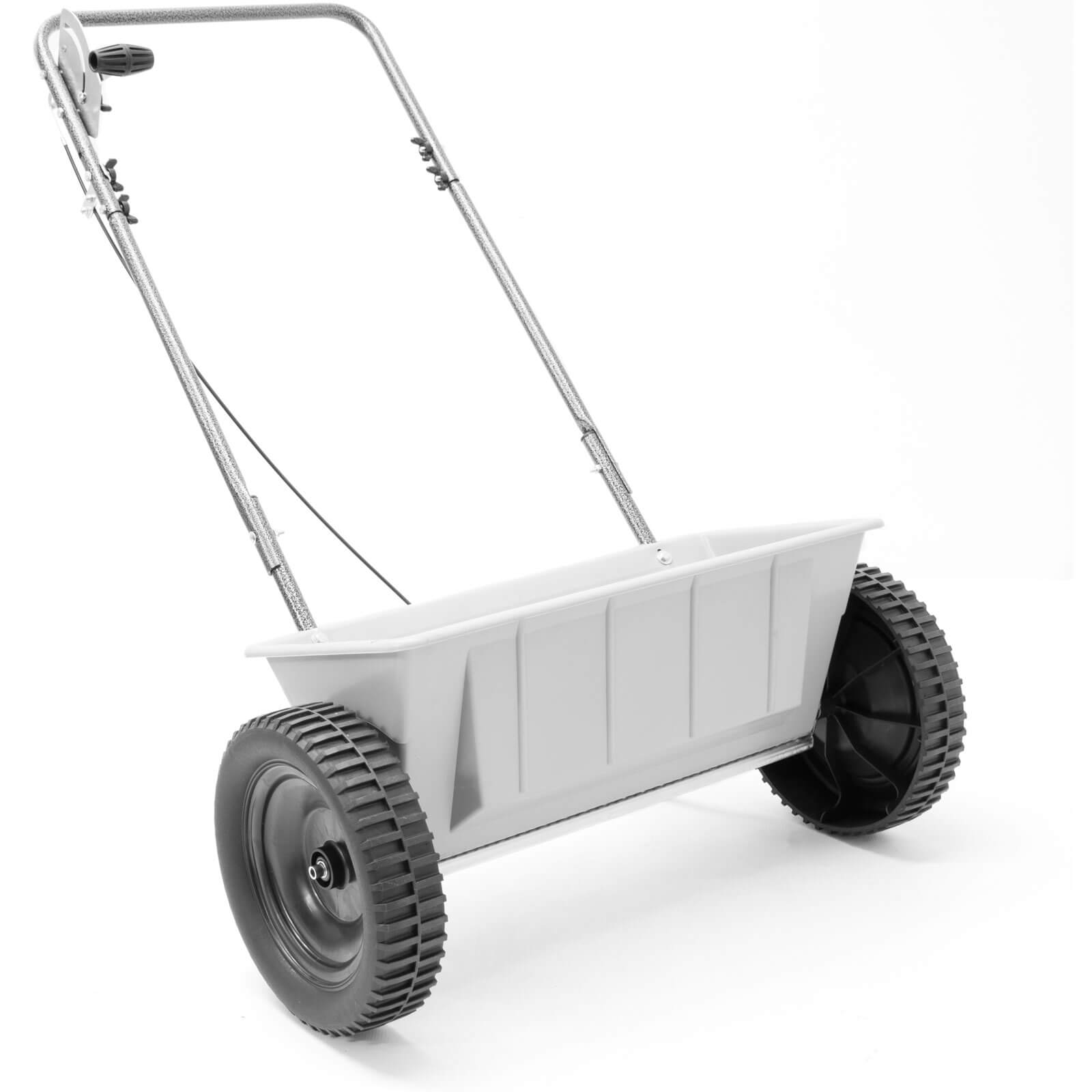 Handy Push Grass & Feed Drop Spreader 560mm Spread Width 27kg Capacity