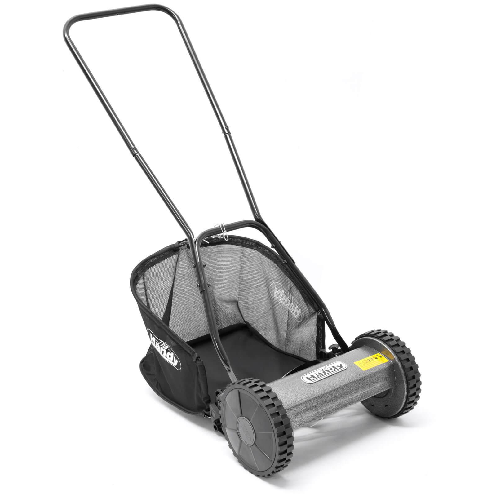Handy Hand Push Lawn Mower 300mm Cut Width