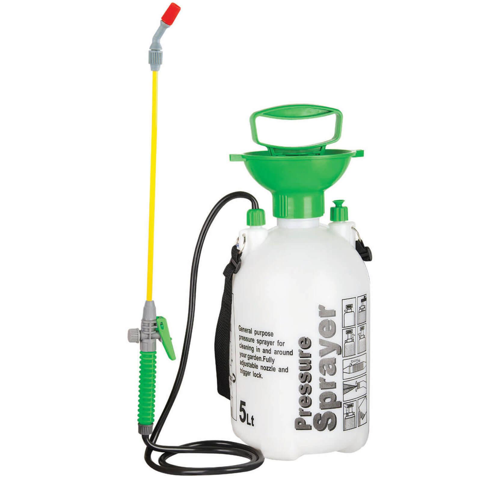 Handy 5 Litre Pressure Water Sprayer