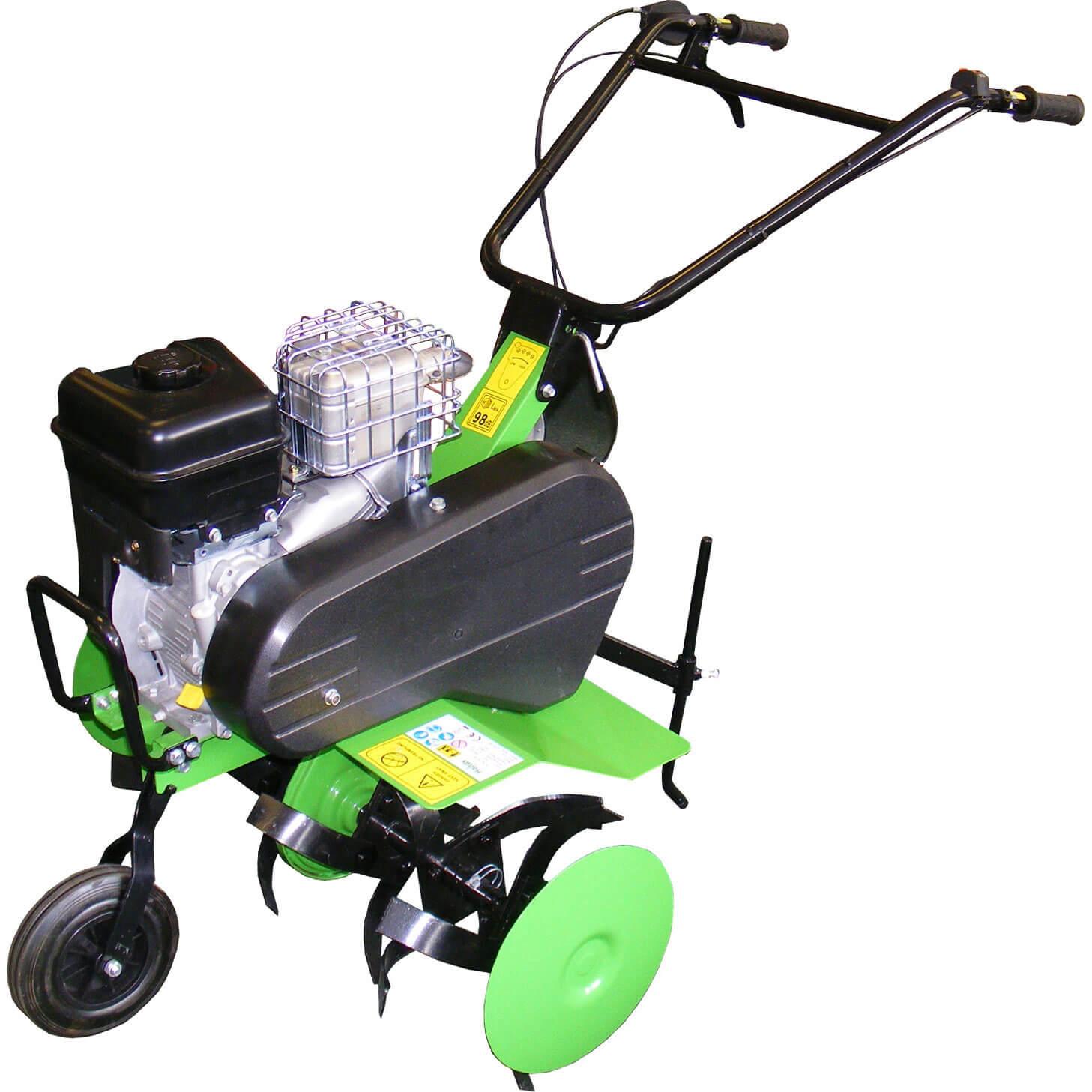 Handy Petrol Garden Tiller 600 - 750mm Wide with 205cc Briggs & Stratton Engine