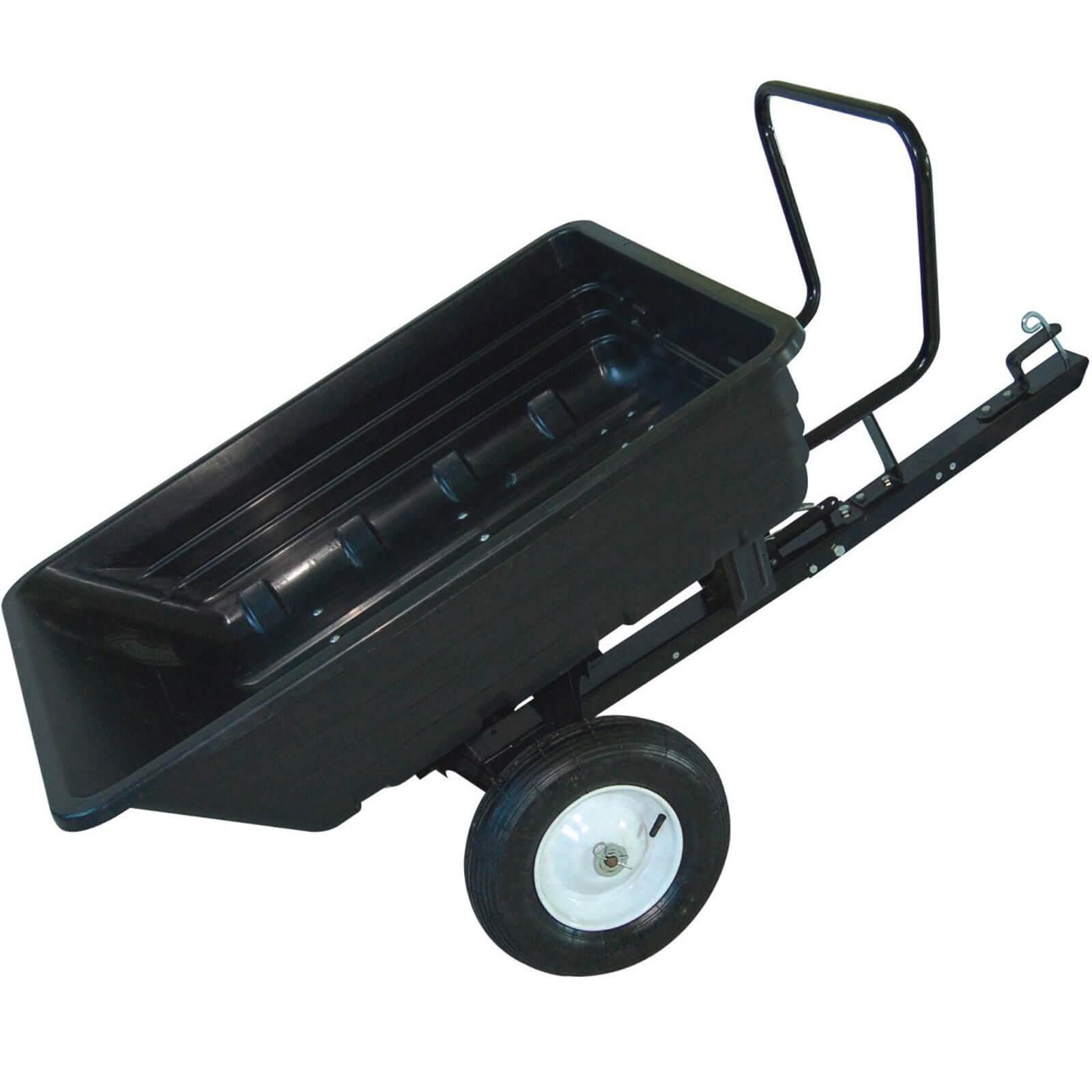 Handy TPDC Poly Body Garden Dump Cart 295kg Capacity