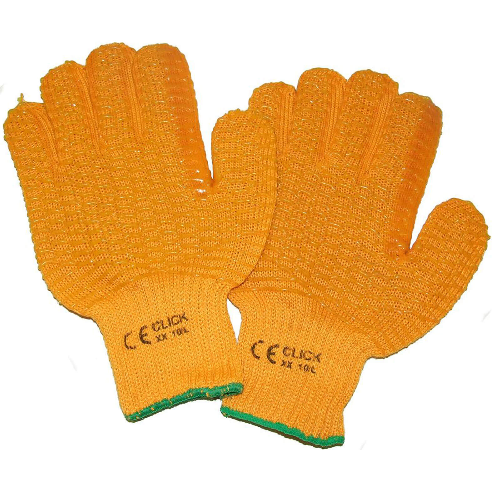 Tooled Up/Safety & Workwear/PPE/Handy Knitted Cotton Non Slip Gloves