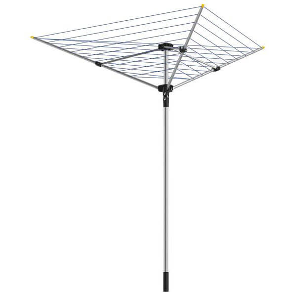 Image of Hills Industries 1401 3 Arm Rotary Washing Line with 30m Line
