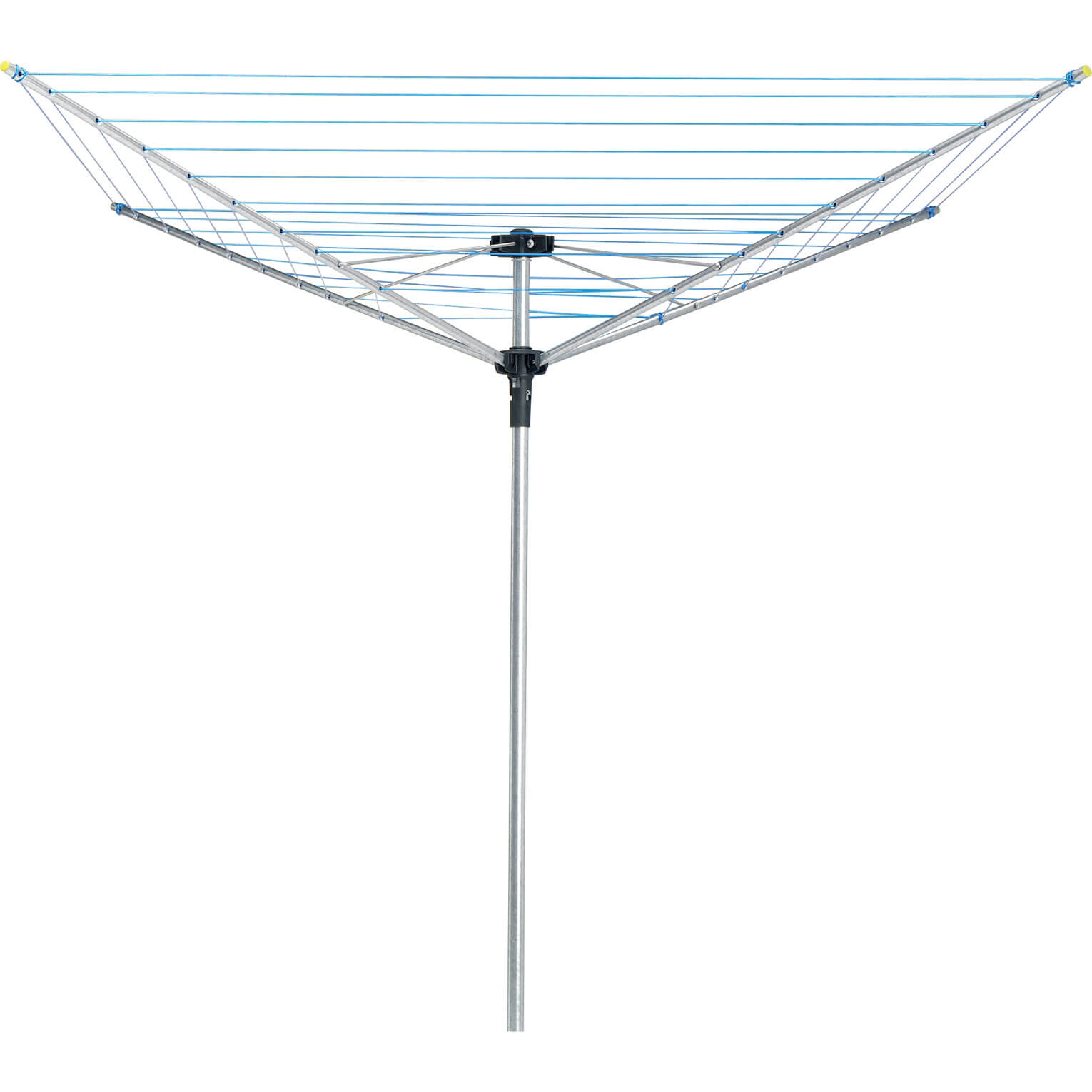 Image of Hills Industries 1410 4 Arm Rotary Washing Line with 40m Line