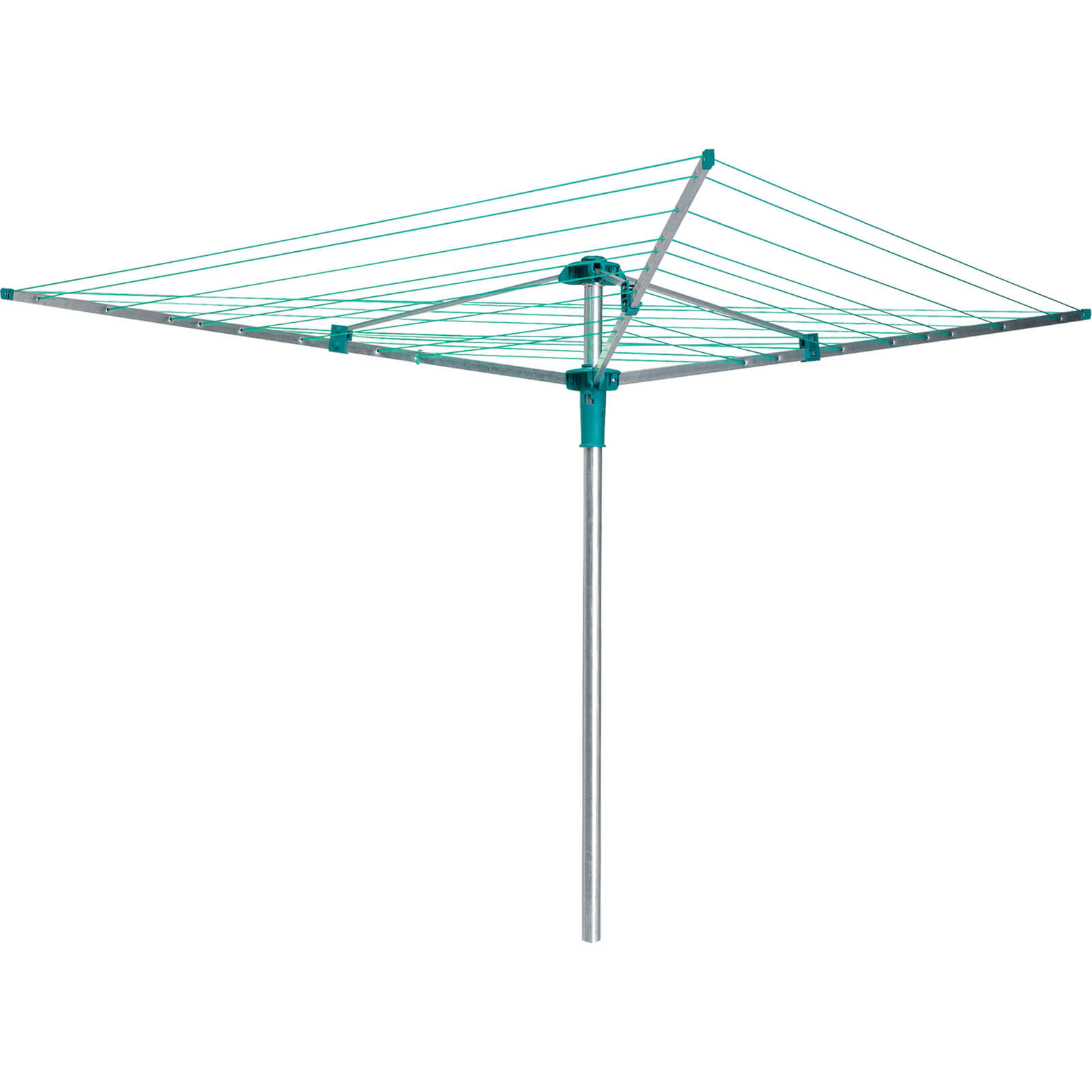 Image of Hills Industries 1455 Handiline 3 Arm Rotary Washing Line with 35m Line