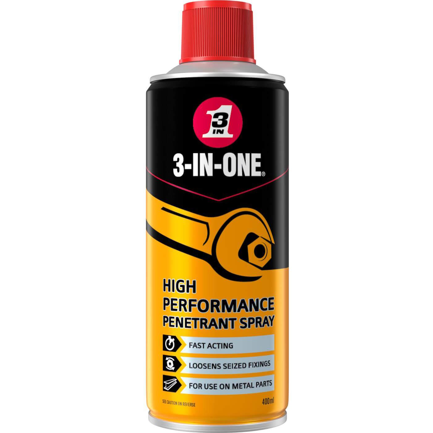 3 In 1 Penetrant Spray