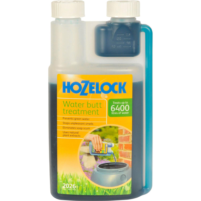 Hozelock Water Butt Water Treatment Neutralise Bad Smells & Soaps